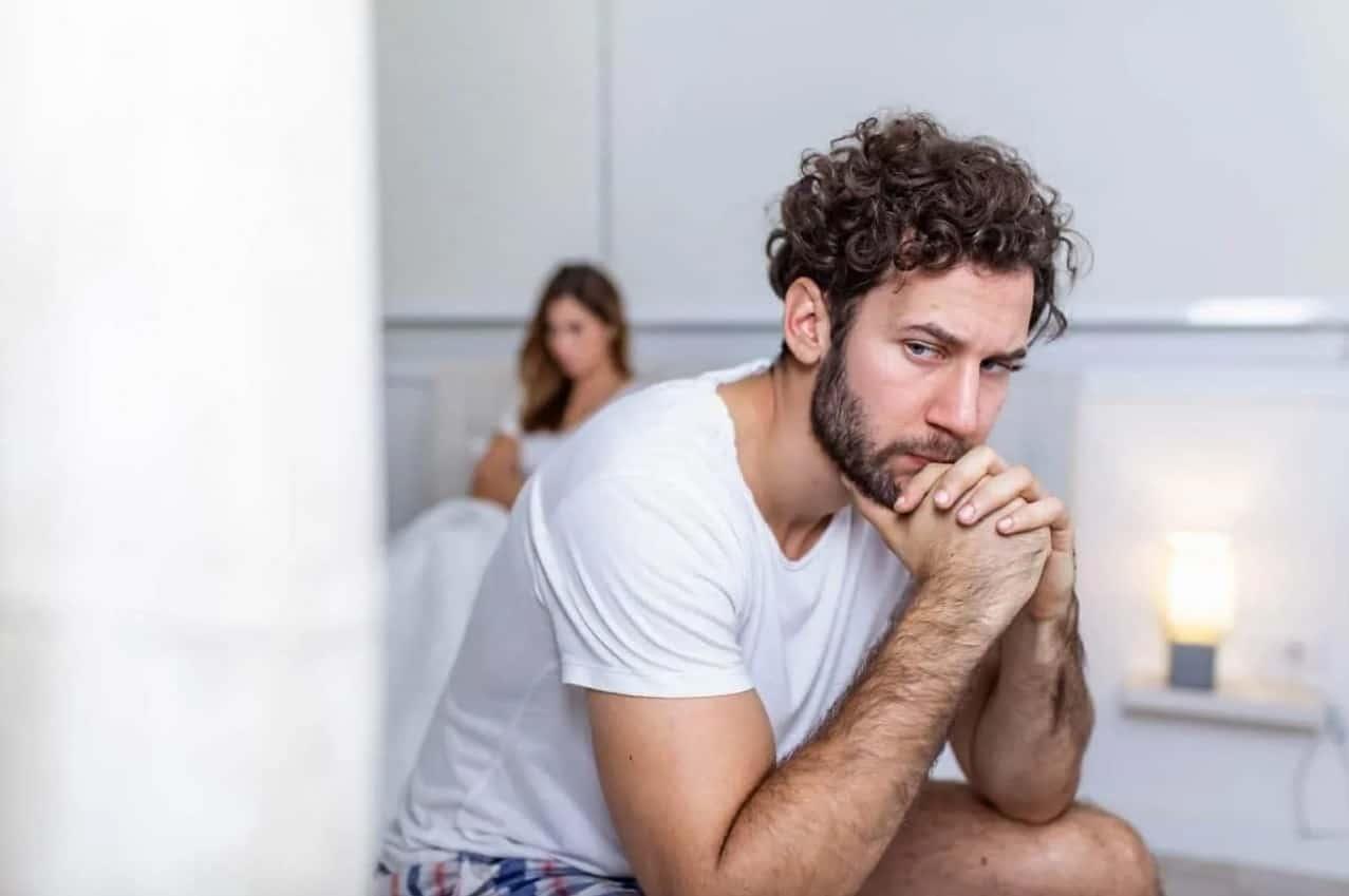 Perdita erezione durante rapporto